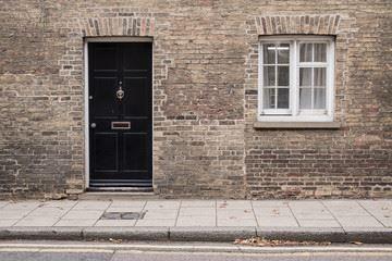 Black composite front door bournemouth