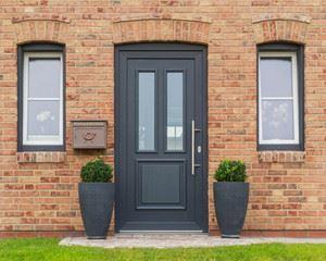 uPVC Composite front door leicester