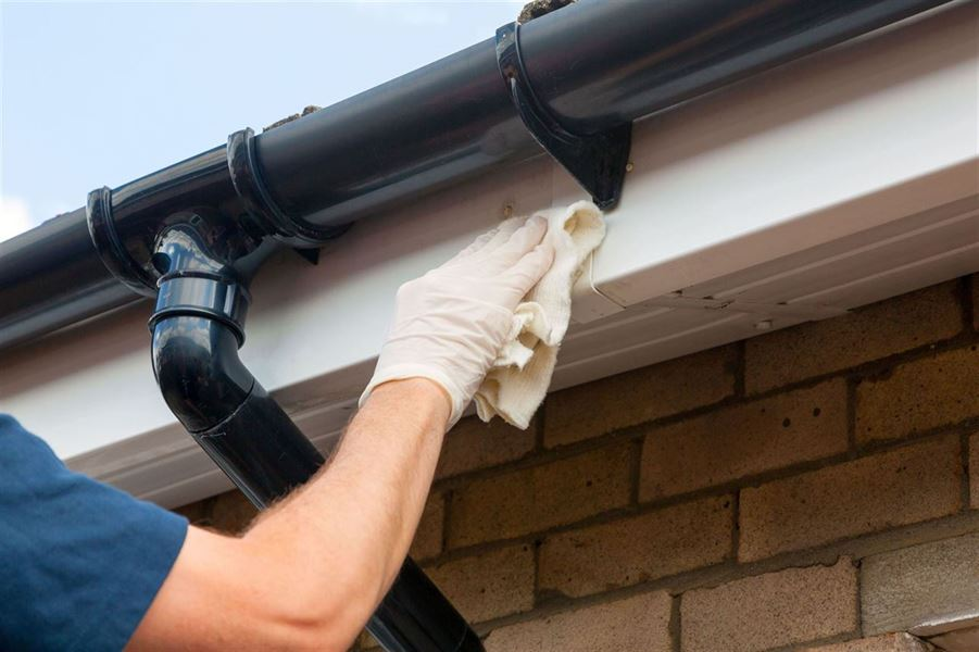 uPVC Facsia soffit and guttering bournemouth